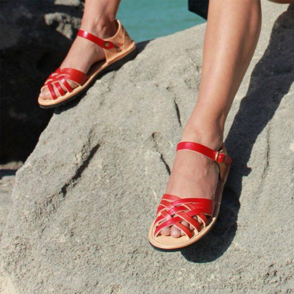 Sandal I love grandma master 01 red