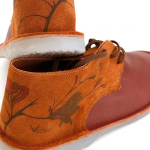 vellies tiger lily chocachino detail